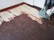Boden, Ochsenblut, Renovierung
